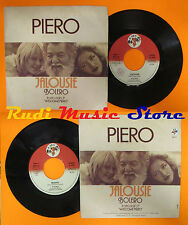 LP 45 7'' PIERO Jalousie Bolero 1979 italy BABY RECORDS BR 075 cd mc dvd