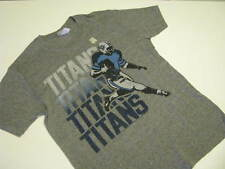 New Authentic MENS JUNK FOOD GRAY TENNESSEE TITANS T-SHIRT SZ/ SMALL