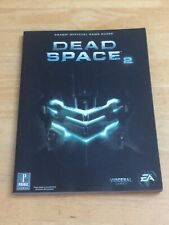 Dead Space 2 Prima Official Strategy Game Guide PS3 Wii Xbox 360 PC CLEAN!!