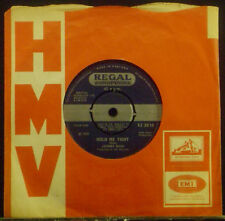 """7 """" Johnny Nash - Hold Me Tight / Let's Move and Groove Together"""