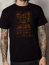 Boss SP-202, Sampler, MPC, Roland, Sequencer, Beats, Drum Machine T-shirt
