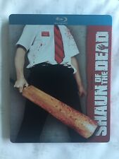 Shaun of the Dead Blu-ray Steelbook; Canadian Import; Alliance