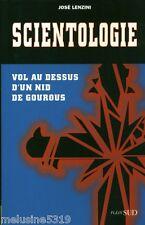 Livre ésotérisme scientologie  vol au dessus d'un nid de gourous book