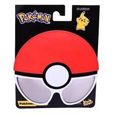 New Pokemon Pokeball Shades Sunglasses 100 Uv Protection Shatterproof Poke Ball