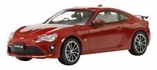 Kyosho Ks03895R 1:43 Toyota 86 2016 red model cars New Free Shipping