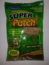 Chatsworth SUPER Patch Grass Seed-rapidamente portare nuova vita al tuo prato, 200g