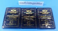 WCW Championship Marketing 1991 Wrestling Trading Cards Lot of 3 Packs WWE NEW