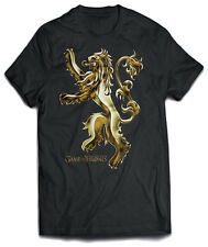 Game of Thrones T-Shirt Homme Chrome Lannister - Noir - Taille XL