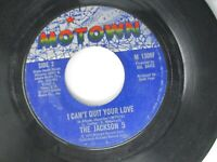 Jackson 5 Whatever You Got, I Want / I Can't Quit Your Love 45 Motown 1974