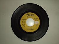 "The Blackbyrds / Santino Rocchetti-Disco Vinile 45 Giri 7"" Ed.Promo Juke Box"