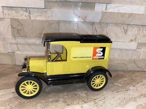 SAFETY KLEEN 1913 MODEL T BANK CAR ERTL