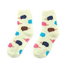 Unisex Casual Cotton Multi-Color Socks Hosiery Fashion Dress Men's Women's Socks