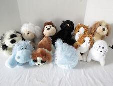 11 Ganz Webkinz Plush Stuffed Animals- No Codes - Cats, Hippo, Whale, Seal.
