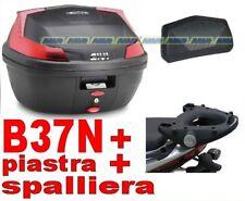 GIVI B37N + E349 + E131 BAULETTO PIAGGIO BEVERLY 350 SPORT TOURING B37N GIVI