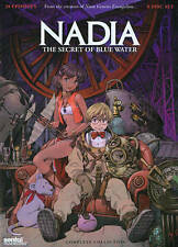Nadia: The Secret of Blue Water - Complete Collection (DVD, 2014, 8-Disc Set)