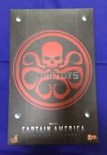 Hot Toys 1/6 Captain America The First Avengers Red Skull MMS167