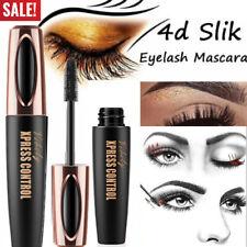!!! lo último!!! 4D Fibra de Seda Pestañas Rímel Extensión Maquillaje Negro Resistente Al Agua Pestañas