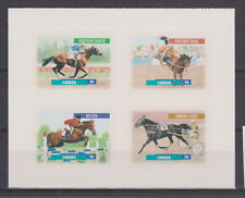 CANADA MNH STAMP SET 1999 CANADIAN HORSES SG 1903-1906 S/A
