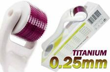 Dermaroller 540 White Micro Needle  0.25mm Wrinkles, Anti-aging, Scars by TMT