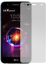 """Slabo Displayschutzfolie für LG X Power 3 (4er Set) MATT """"No Reflexion"""""""