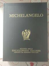 Enciclopedia italiana Treccani di Michelangelo