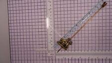 RIDER PENDULUM ZAANSE OR ZAANDAM CLOCK HERMLE OR FHS CLOCK WORKS MARKED 23 CM