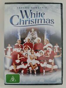White Christmas. Brand new & sealed DVD. Region 4 PAL. Free postage!