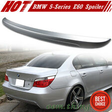 STOCK USA PAINTED #354 BMW 5-Series E60 Sedan M5 Type Trunk Spoiler 530i 540i