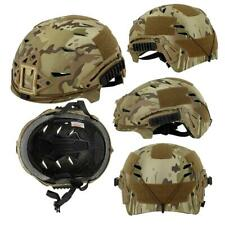 Emerson Airsoft EXF Jump Style Fast Helmet ATP Camo Army Military Style