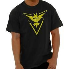 c5120e1b Pokemon GO Mobile Team Instinct Shirt | Mystic Valor Zapdos T Shirt