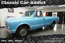 1967 Chevrolet Other Pickups Customer Camper