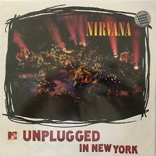 Nirvana - MTV Unplugged In New York(180g LTD. Vinyl LP),2004 Simply Vinyl / UK
