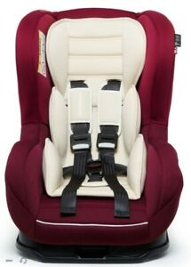 Mothercare Madrid Infant Car Seat (used) Group 0+/1, Red, Rear & Forward facing