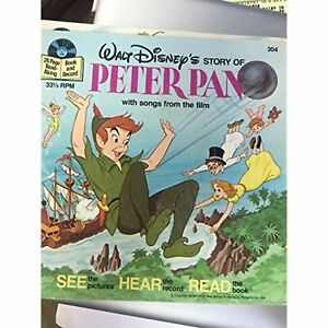 PETER PAN Book and Record #304
