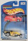 HOT WHEELS WALGREENS EXCLUSIVE TWO-PACK 56 FORD TRUCK & SUPER COMP DRAGSTER