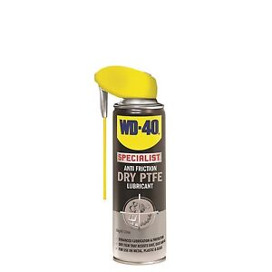 WD-40 Specialist 150g Anti Friction Dry PTFE Lubricant