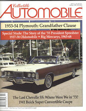 Collectible Automobile Magazine Month Year Vol 15 - No 3