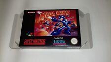 Mega Man 7 - PAL  - Super Nintendo - Snes - Only Box