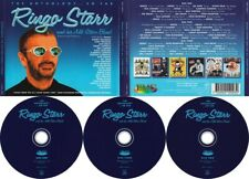 Ringo Starr And His All Starr Band The Anthology So Far 3 CD Album Set Tours