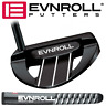 "EVNROLL ER7 BLACK MALLET PUTTER 34"" +GRAVITY GRIP PUTTER GRIP / NEW 2020 MODEL"