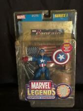Marvel Legends Series 1 Captain America NIB
