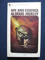 Ape and Essence [Mass Market Paperback] [Jan 01, 1964] Huxley, Aldous