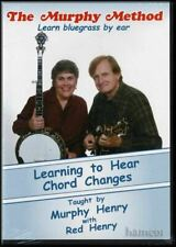 Learning to Hear Chord Changes Banjo Guitar Tuition DVD
