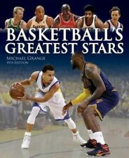 NEW Basketball's Greatest Stars By Michael Grange Paperback Free Shipping