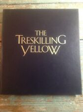 """First Edition """" The Treskilling Yellow: The Most Valuable Thing In The World"""""""