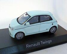 NOREV Renault Twingo 2019 Echelle 1:43 Voiture Miniature - Pistache Green (517417)