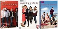 GAVIN AND STACEY COMPLETE SERIES 1 2 3 Matthew Horne, Joanna Page NEW UK R2 DVD