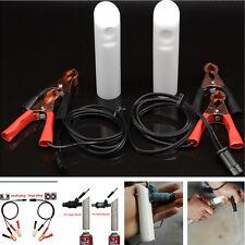 Universal Portable DIY Car Fuel Injector Flush Cleaner Adapter Kit Washing Tool