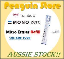 Tombow Mono Zero Eraser Pen Refill - Rectangular 2.5 X 5mm 2pc