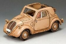 King & Country IF023 Fiat Modèle 500A Topolinoi MIB -  Collectors Showcase PH4